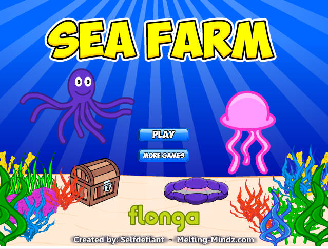 Sea Farm Game