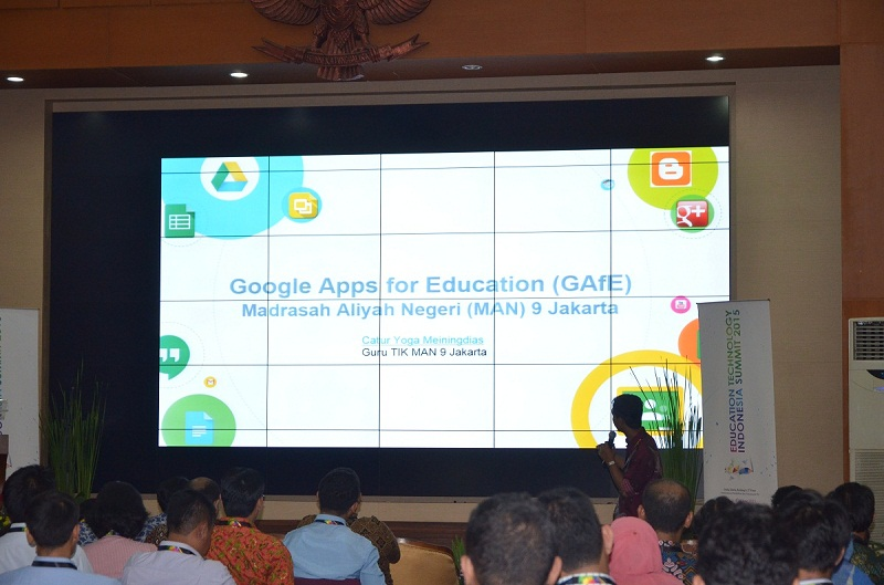 Education Technology Summit Indonesia 2015