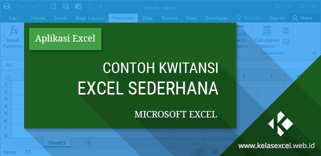 Download Kwitansi Excel