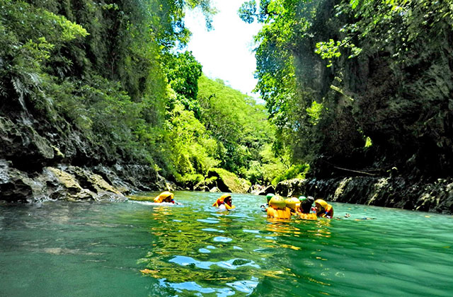 West Java Green Canyon Pangandaran