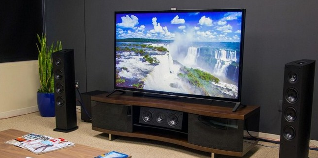 Televisi Home Theater
